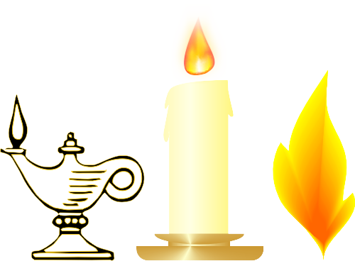 500x368 Christian Light Clipart