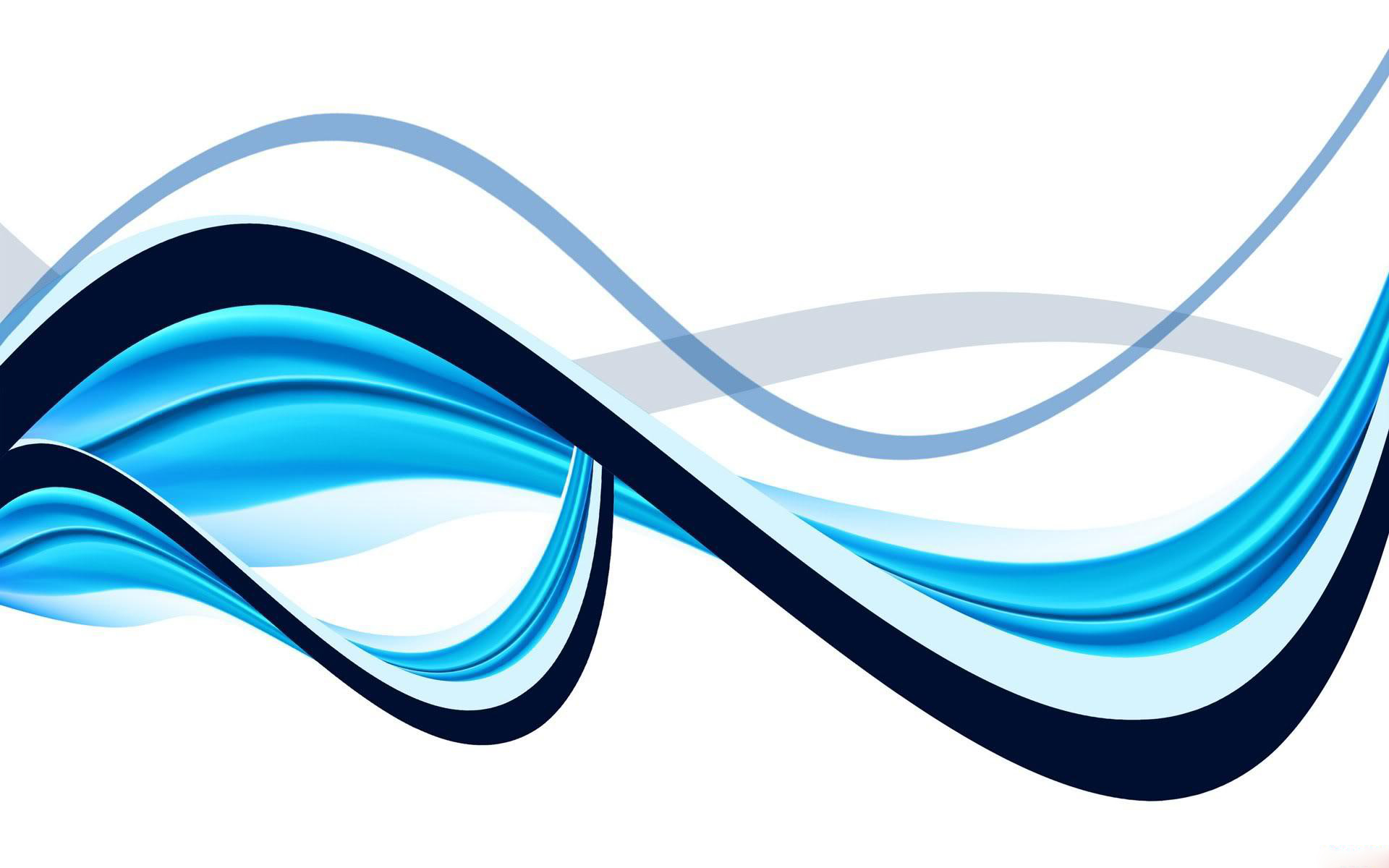 1920x1200 Water Clipart Blue Wave