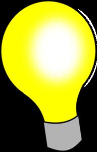 192x300 Light Bulb Clip Art