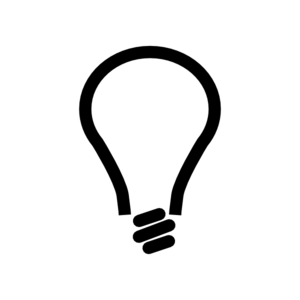 300x300 Lightbulb Light Bulb Clip Art