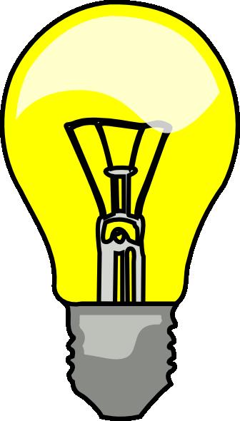 336x590 Light Bulb Token Clip Art