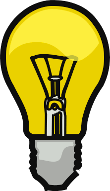 222x384 Free Lightbulb Clipart, 2 Pages Of Public Domain Clip Art