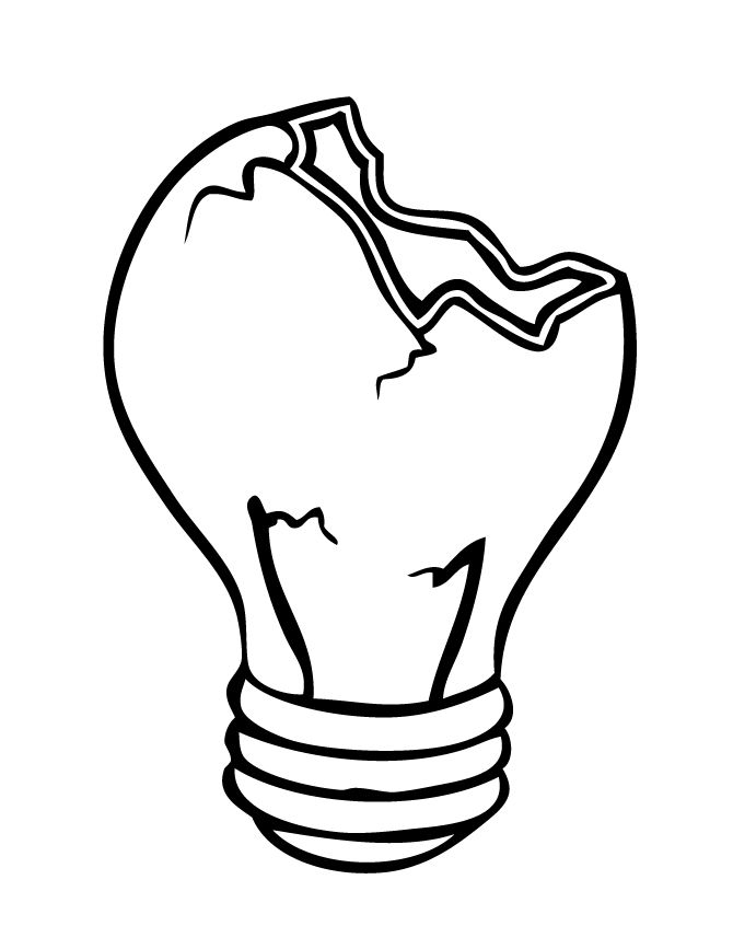670x867 7 Best Light Bulb Art Images Bulb, Art