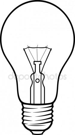 251x450 Light Bulb Icon Stock Vectors, Royalty Free Light Bulb Icon