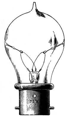 236x402 Draw A Light Bulb Light Bulb Drawing, Light Bulb And Bulbs
