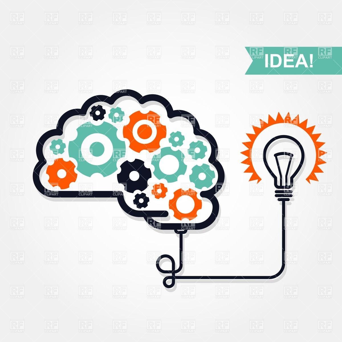 1200x1200 Business Idea Or Invention Icon