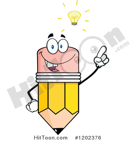 450x470 Pencil Clipart
