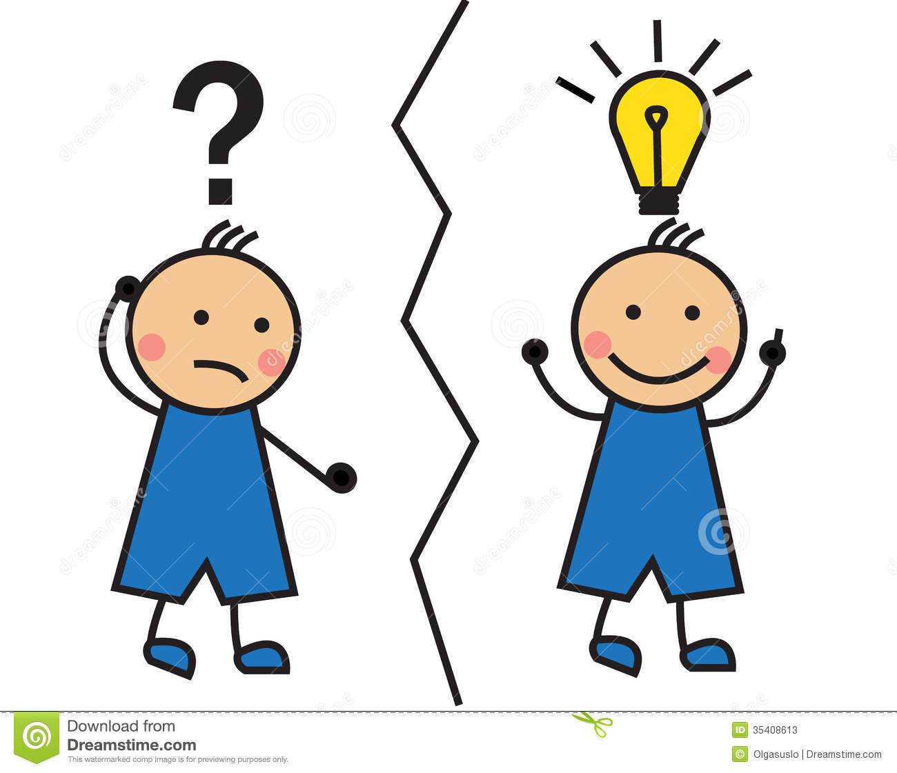 1300x1121 Cartoon Person With Light Bulb Over Head, Light Bulb Idea Head