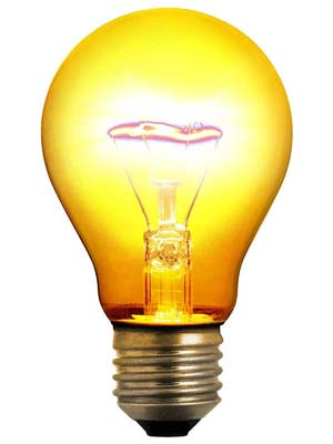 300x400 Here's An Idea Light Bulbs Make Us Better Thinkers