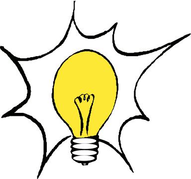 384x360 Light Bulbs Clip Art Download