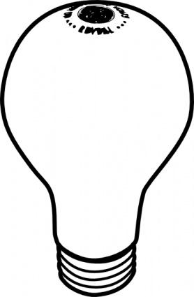 278x425 Light Bulb Christmas Lightbulb Clipart Free Clipart Images