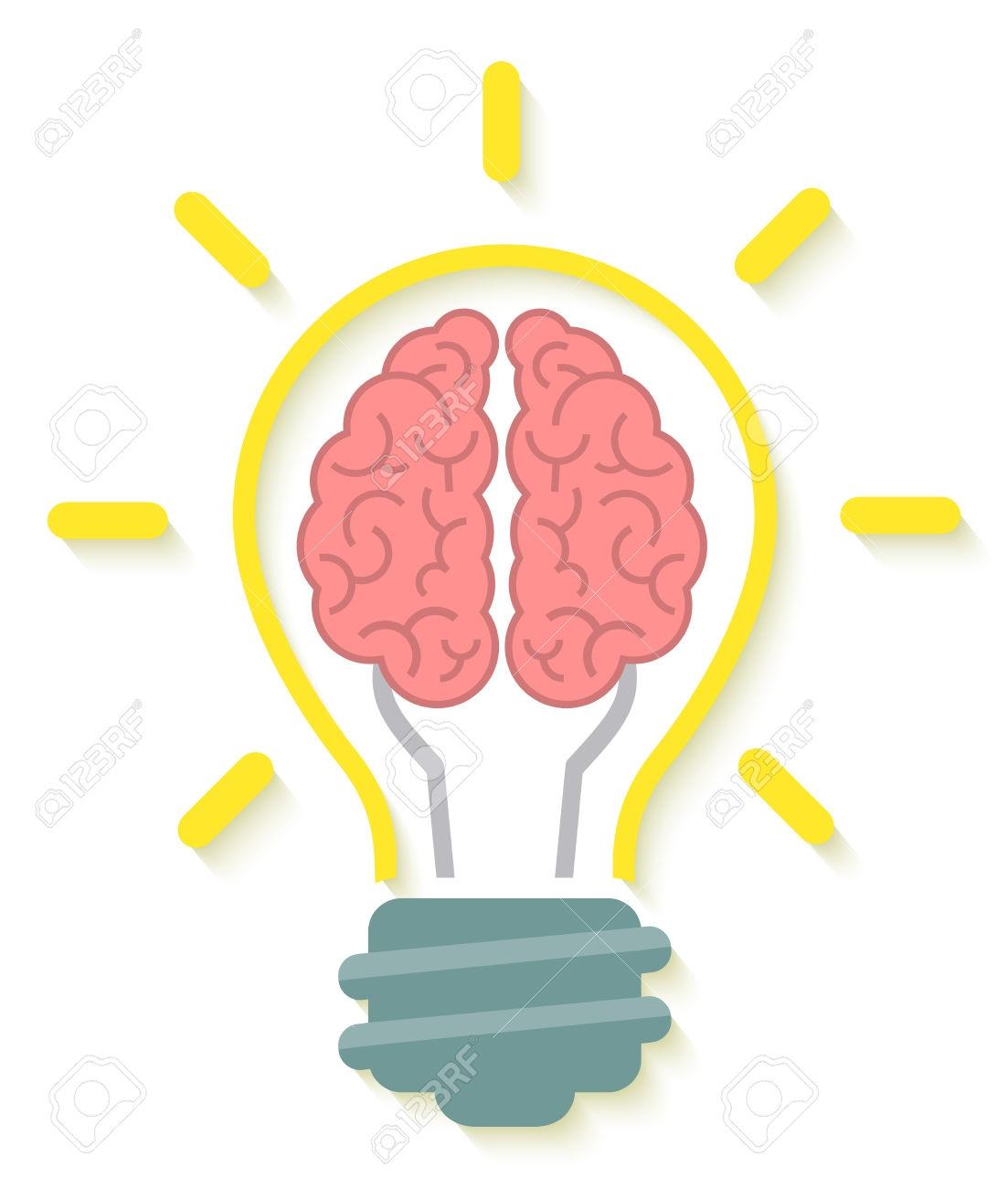 1103x1300 Lightbulb Brain Clipart