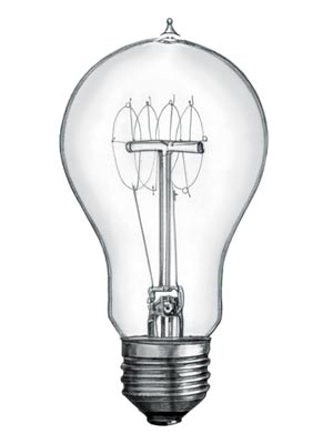 300x400 Who Invented The Light Bulb Inventions And Inventors For Kids