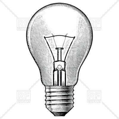 400x400 Filament Lamp