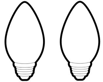 350x280 Light Bulb Clipart Original