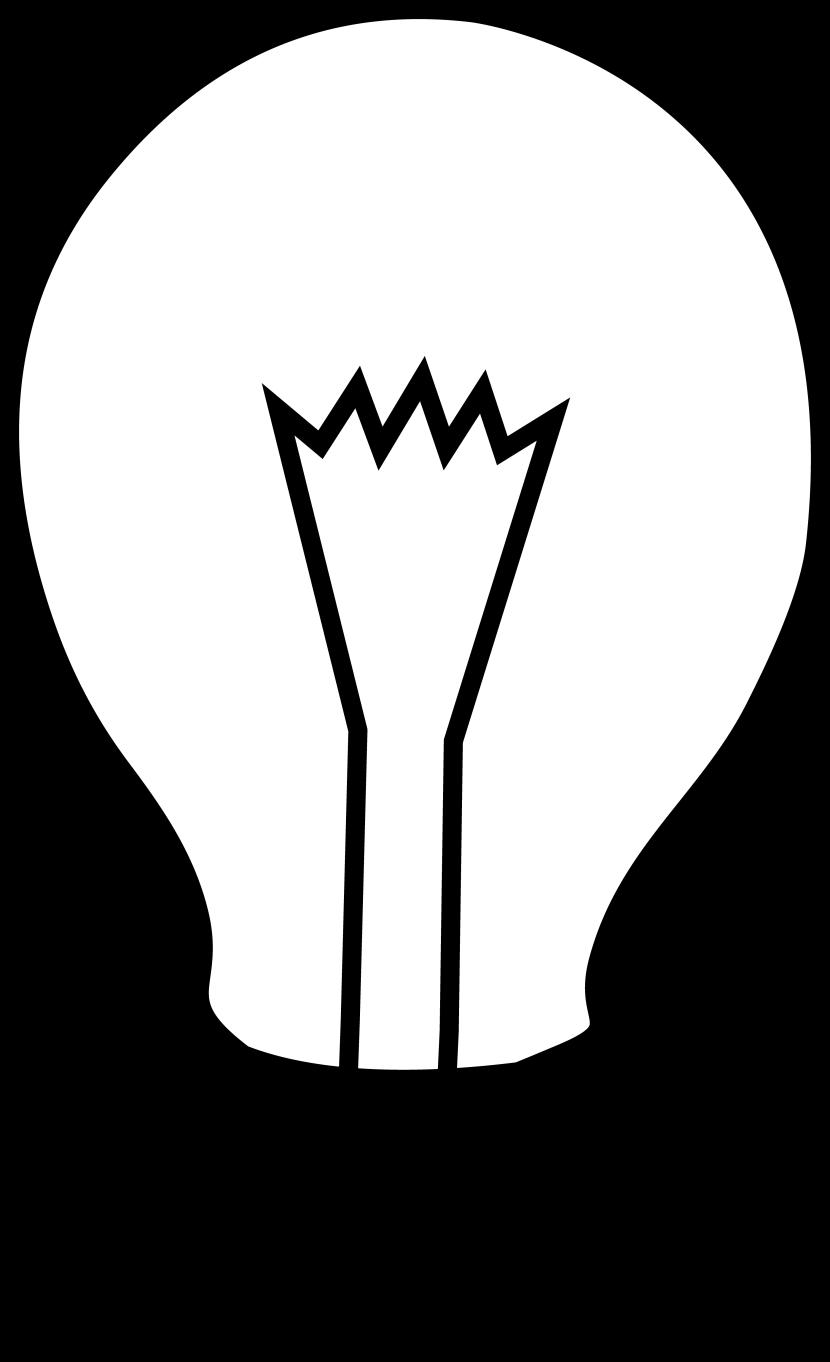 830x1362 Light Bulb Lightbulb Clipart