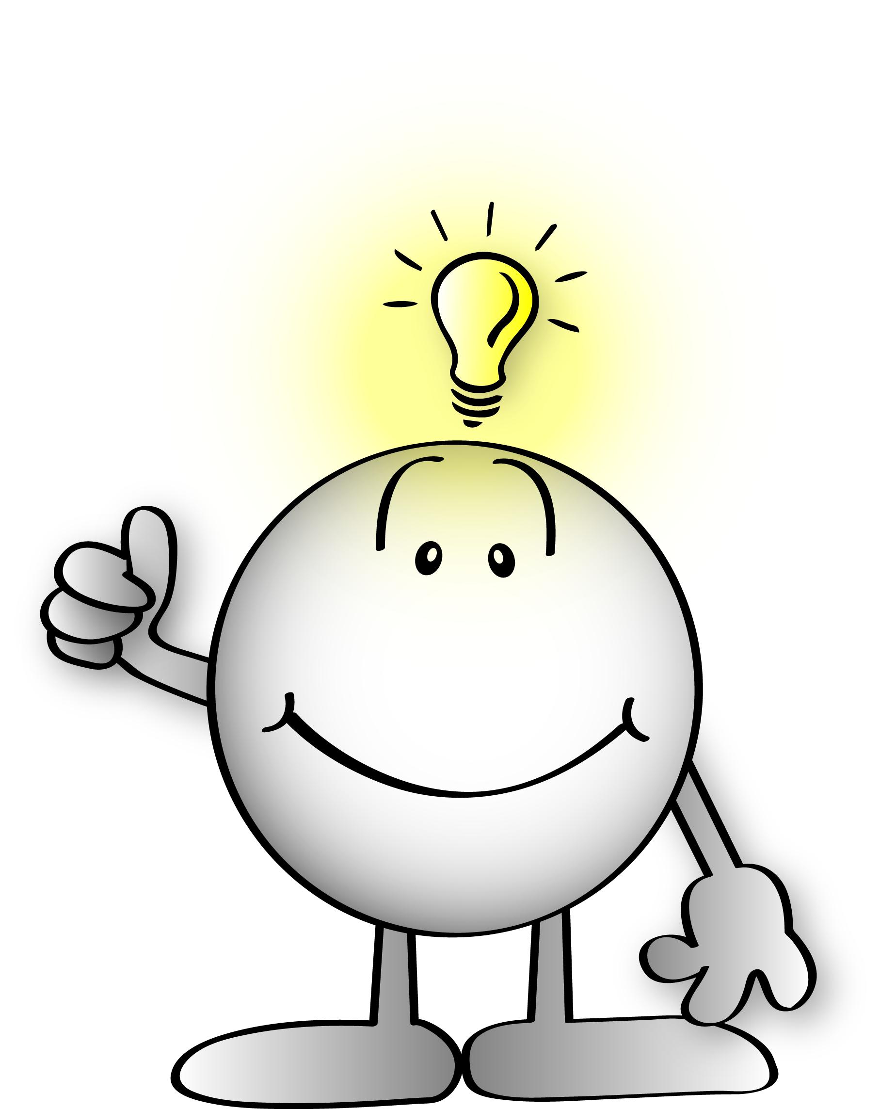 1815x2287 Bright Clipart Lightbulb