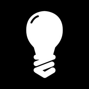 300x300 Light Bulb Lightbulb Template Free Clipart Images Clipartix
