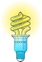 180x264 Light Bulb Clip Art, Vector Light Bulb