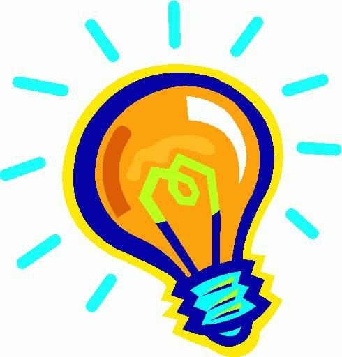 490x512 Lightbulb Free Light Bulb Clip Art