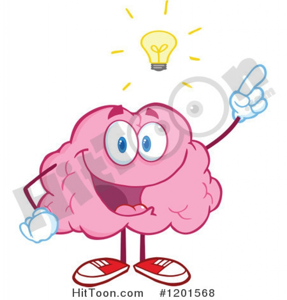980x1024 Brain Light Bulb Lightbulb Clipart, Explore Pictures