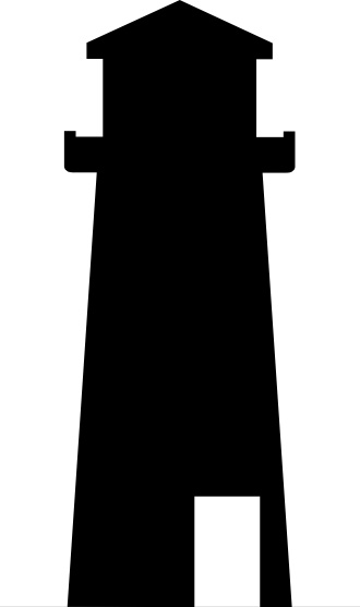 330x557 Lighthouse Clip Art Free Vector In Open Office Drawing Svg ( Svg