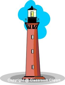 268x350 Lighthouse Clipart Cartoon
