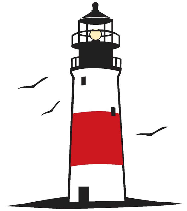 619x700 Lighthouse Clipart Clipart Kid