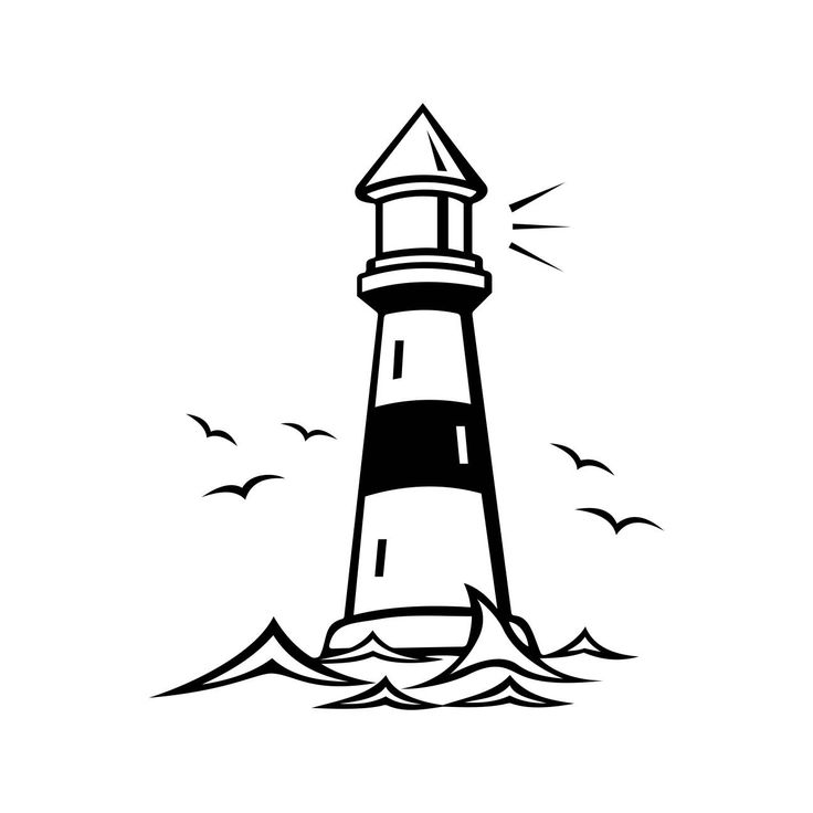 736x736 The Best Lighthouse Clipart Ideas Lifebuoy