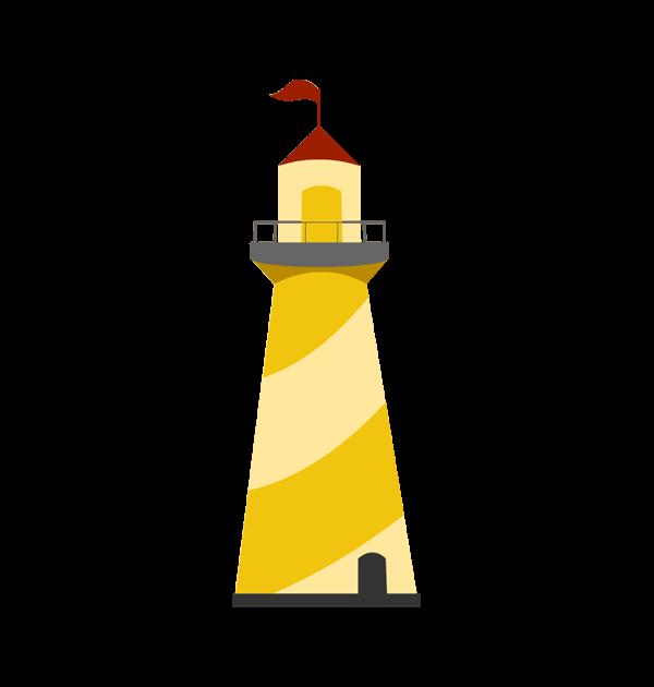 600x630 This Lighthouse Clip Art Free Clipart Images Clipartix 3
