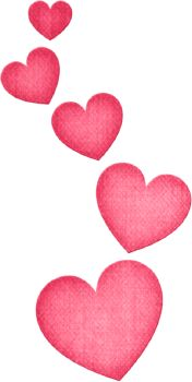 176x350 Pink Sparkly Heart Clipart Tagged Free Heart Clipart