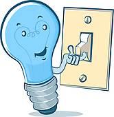 166x170 Clipart Of Light Bulb Cartoon K13142624