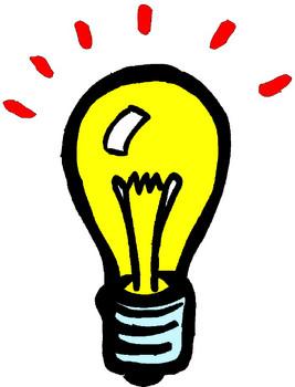 267x350 Light Bulb
