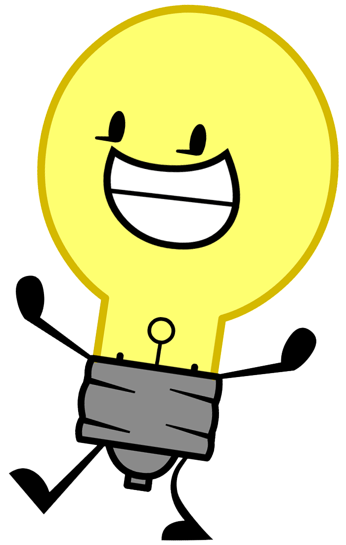 700x1100 Lightbulb Inanimate Insanity Wiki Fandom Powered By Wikia