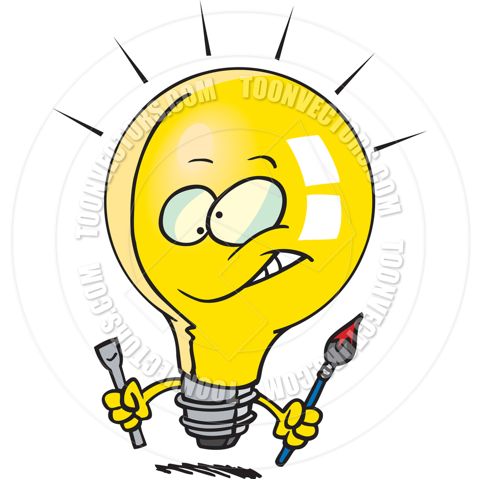 940x940 Cartoon Light Bulb Innovation Clipart Panda