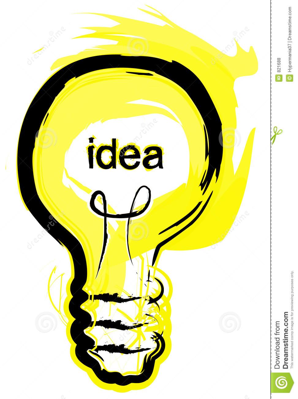 973x1300 Light Bulb Thinking Clipart