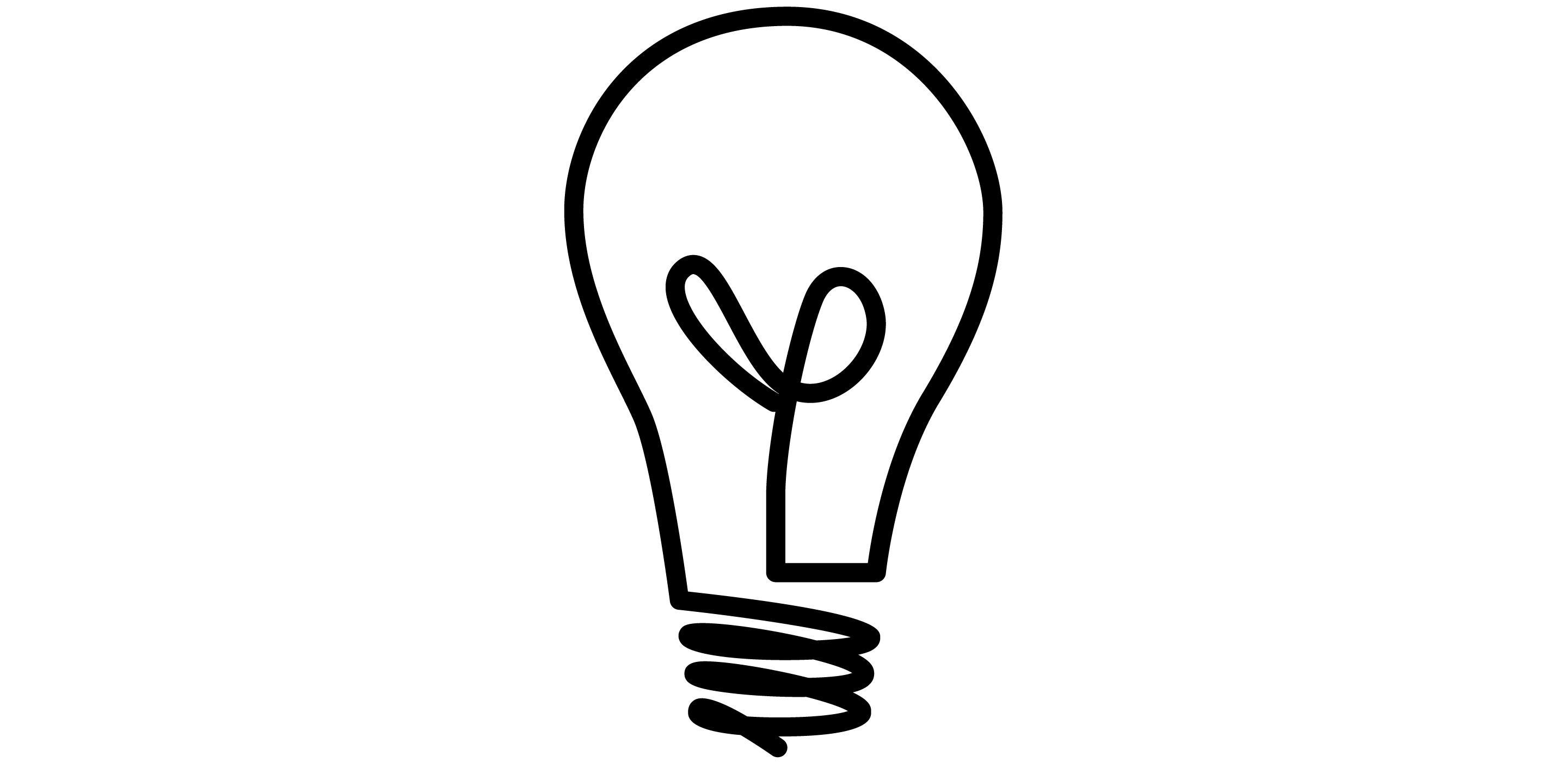 2881x1401 Lightbulb Light Bulb Clip Art