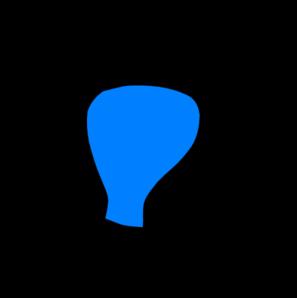 297x298 Lightbulb Clipart Blue And Black Light Bulb