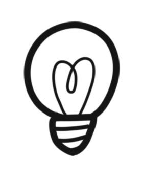 280x350 Light Bulb Clip Art By Teacher Golz Teachers Pay Teachers
