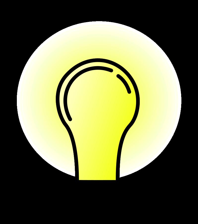799x900 Lightbulb Idea Light Bulb Clip Art Black And White Free