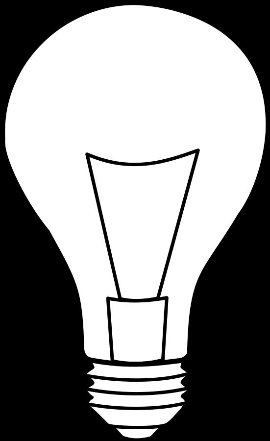 551x900 Lightbulb Light Bulb Clip Art Clipart 2