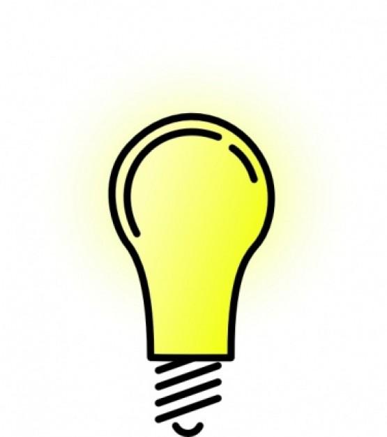555x626 Light Bulb Lightbulb Clip Art Free Vector Image 7