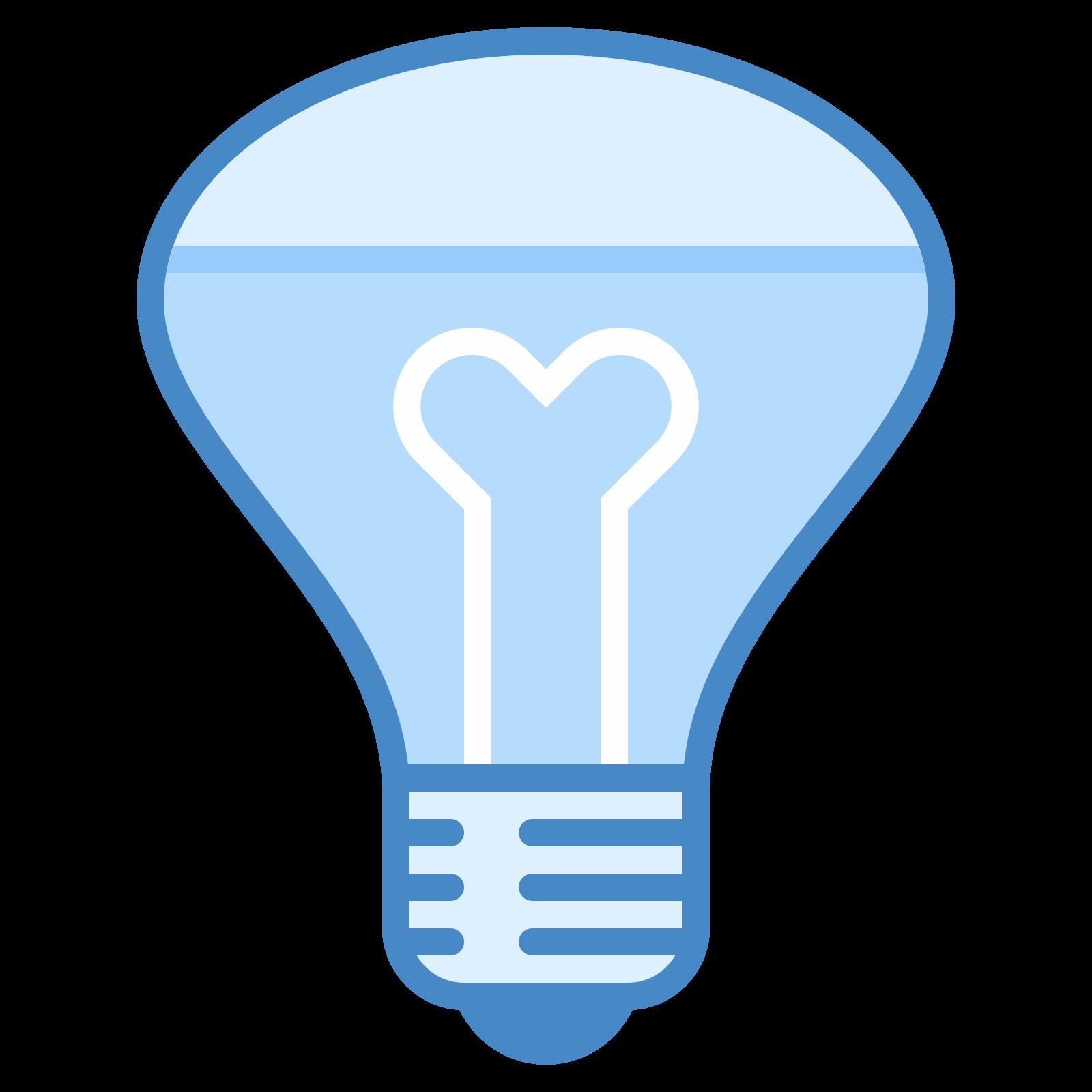 1600x1600 Reflector Bulb Icon