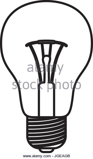 318x540 Silhouette Light Bulb Icon Icon Stock Photos Amp Silhouette Light
