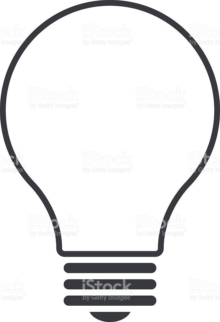 701x1024 Light Bulb Clipart Minimal