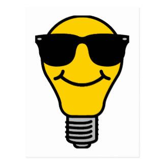 324x324 Lightbulb Postcards Zazzle