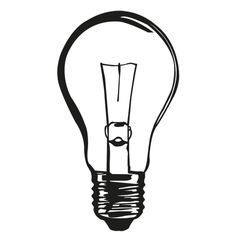 236x236 Book Week 2015. Light Bulb Template