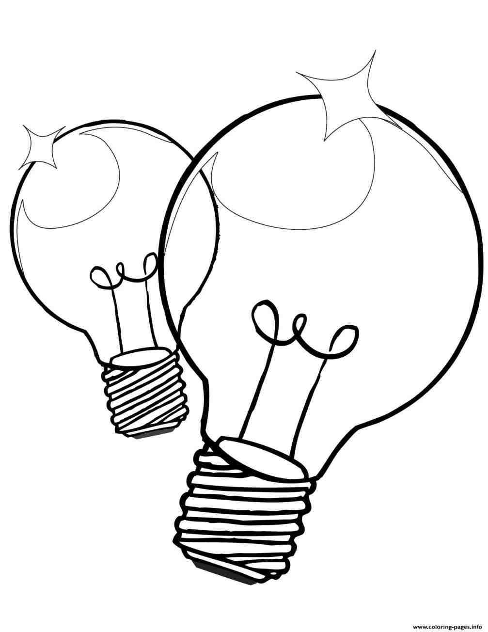 1007x1304 Christmas Light Bulb Coloring Pages Cheminee.website