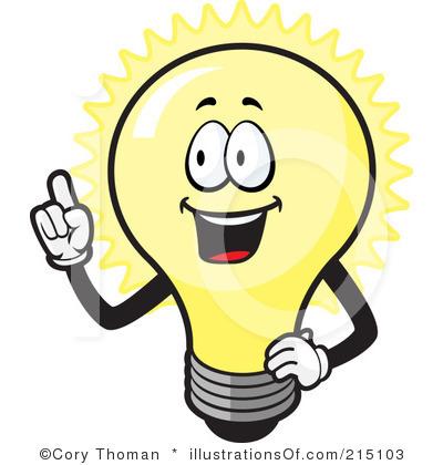400x420 Free Clip Art Light Bulb Clipart