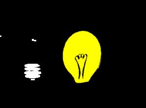 298x222 Lightbulb Clip Art